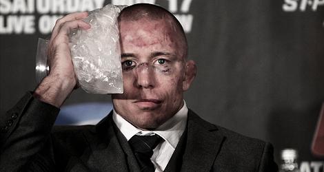 UFC 154: GSP vs Condit
