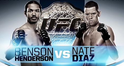 UFC on Fox 5: Henderson vs Diaz