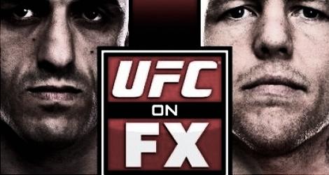 UFC on FX 6: Sotiropoulos vs Pearson