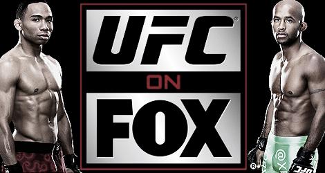 UFC on Fox 6: Johnson vs Dodson