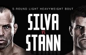 UFC on Fuel TV 8: Silva vs Stann, zapowiedź, typowanie