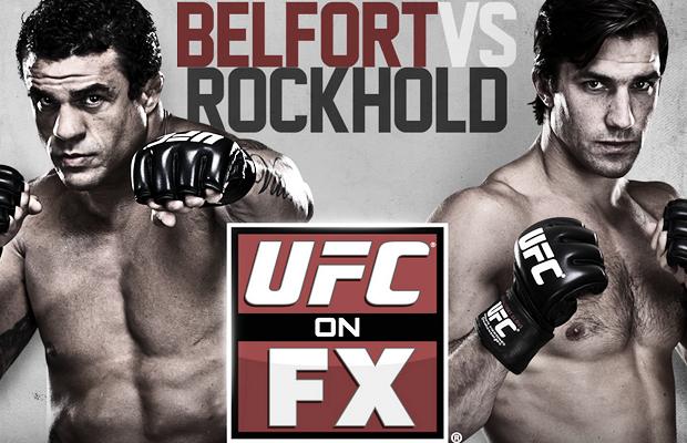 UFC on FX 8: Belfort vs Rockhold