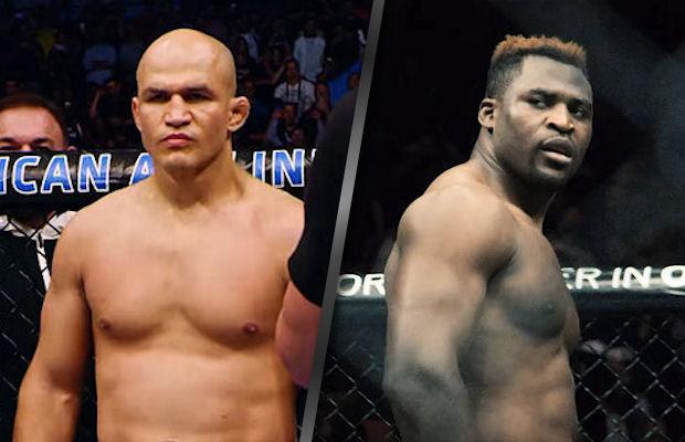 Junior dos Santos vs. Francis Ngannou na UFC 239