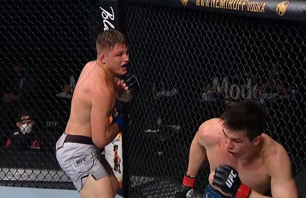 Wyniki UFC Jacksonville: Drew Dober rozbił i ubił Alexandra ...